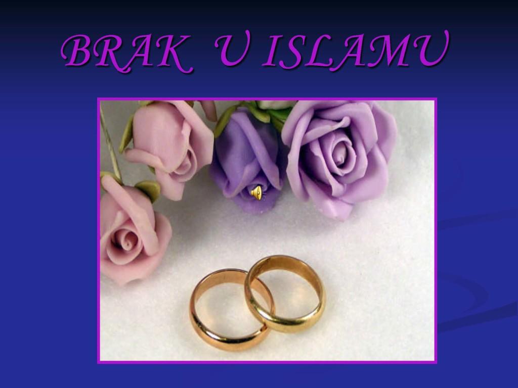 BRAK U ISLAMU