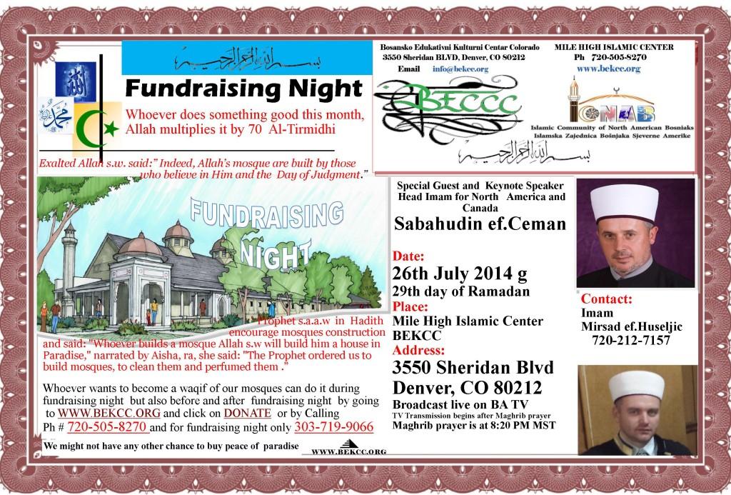 Fundraiser MHIC 07262014 english